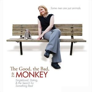 monkey poster square